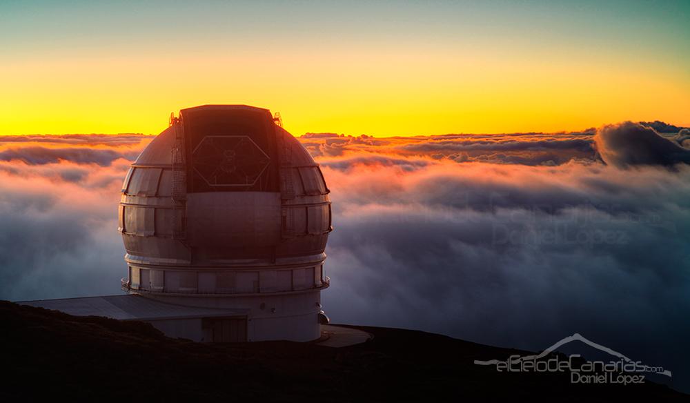 Gran Telescopo CANARIAS