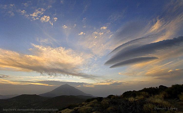 Teide lenticular 6117